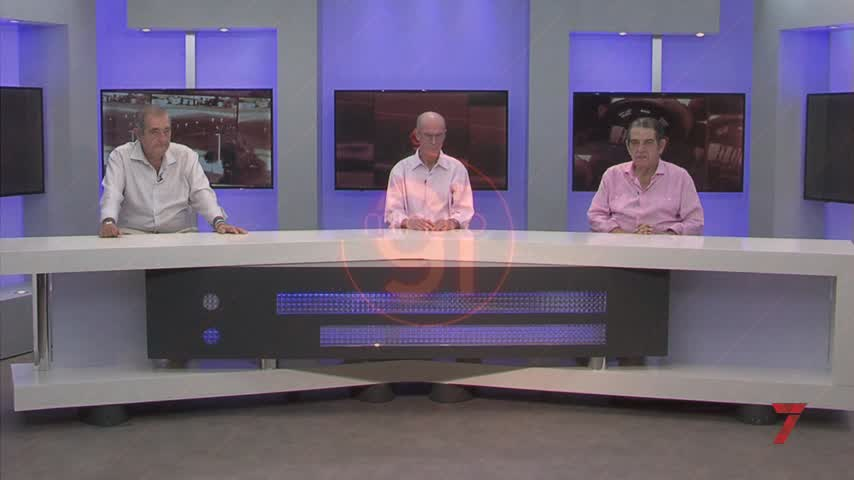 Pepe Ravelo, protagonista en Minuto 91 de 7 TV Jerez