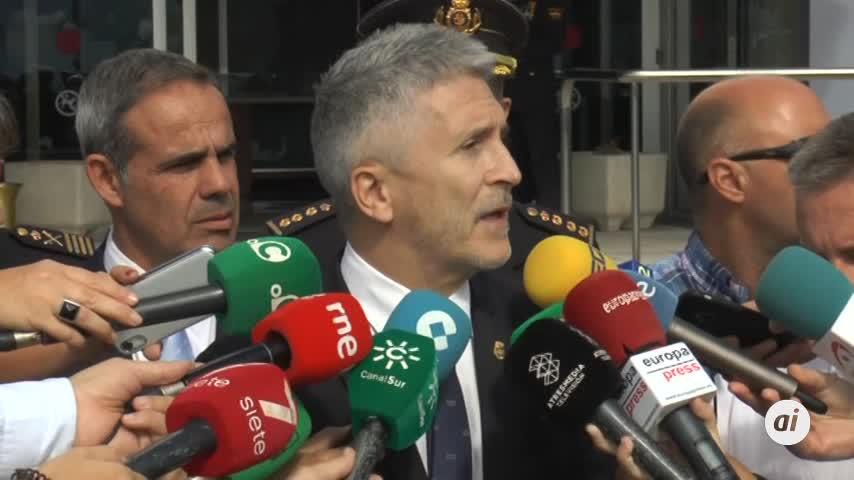 """""""Las redes del narcotráfico no pueden imponer su ley en Cádiz"""""""