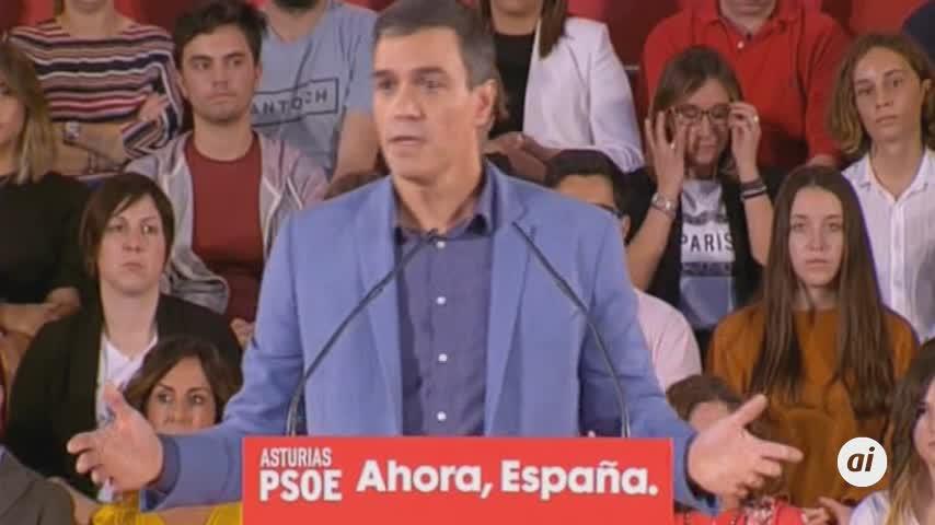 Sánchez presume de equipo económico de prestigio con Calviño al frente