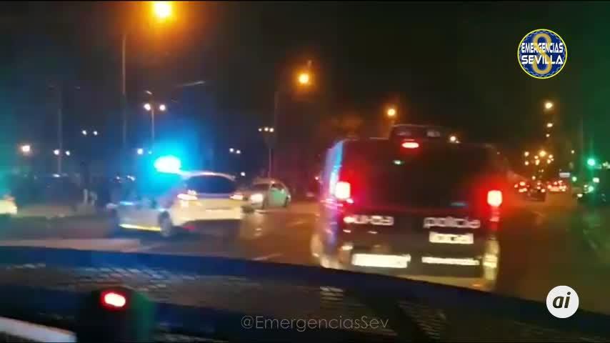 Detenidas 5 chicas (4 menores) por robo violento a otra en Sevilla