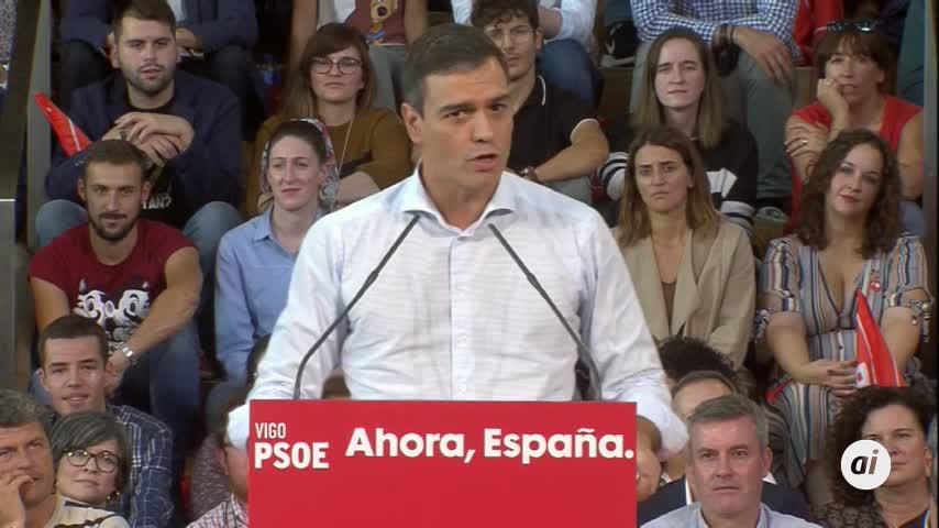 """Sánchez replica a Rivera: no quiere su apoyo, sino que """"no bloquee"""""""
