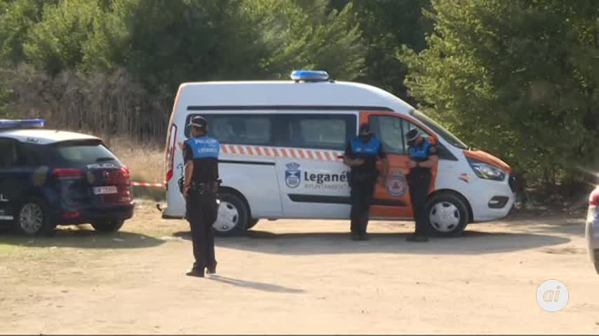 Hallan muerta a una mujer con traumatismos en Leganés
