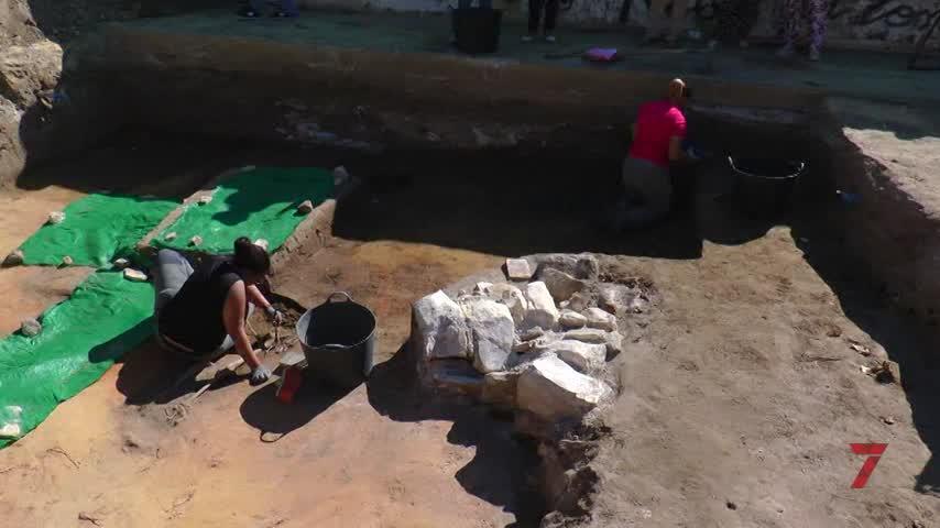 Las primeras catas en Jerez no hallan restos de represaliados