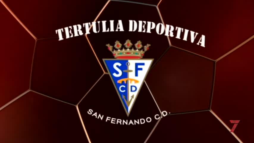 Pedro León y Salva Reyes, invitados en la Tertulia del San Fernando CD