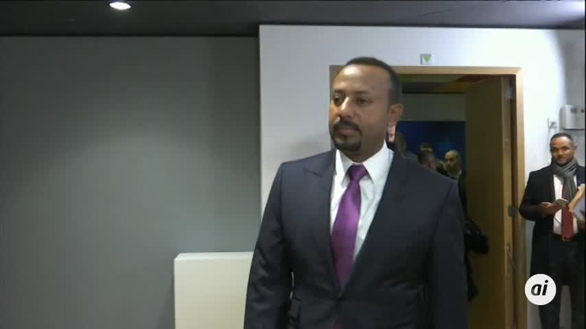 El primer ministro de Etiopía, premio Nobel de la Paz 2019