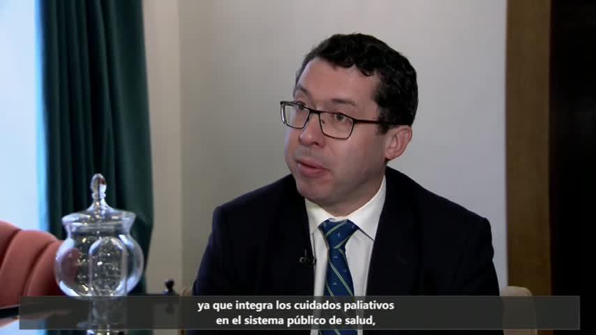 España, referente en cuidados paliativos en la Unión Europea