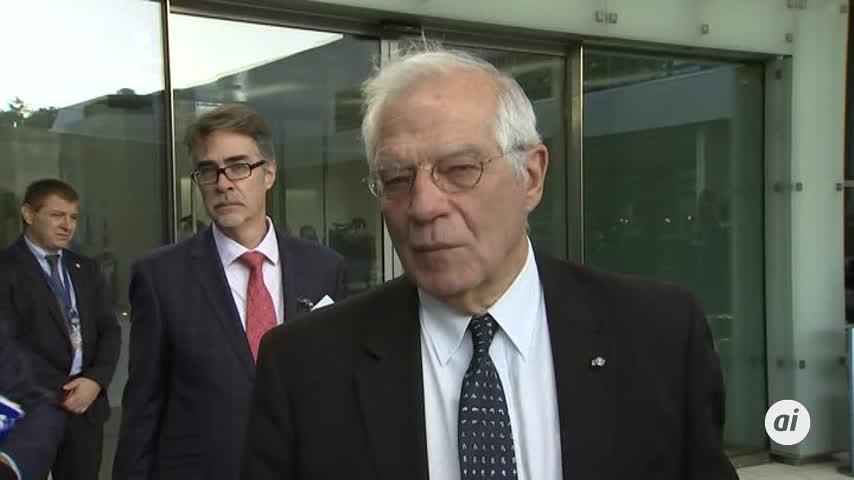 Borrell da por hecho que la nueva Comisión se retrasará
