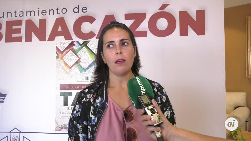 Benacazón presenta en la Diputación la VI Ruta de la Tapa