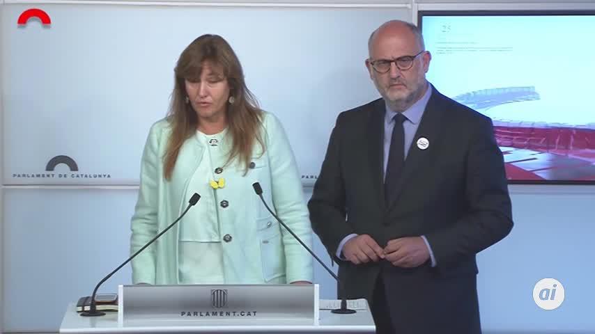 JxCat: el Estado ha enterrado la democracia y responderá con más urnas