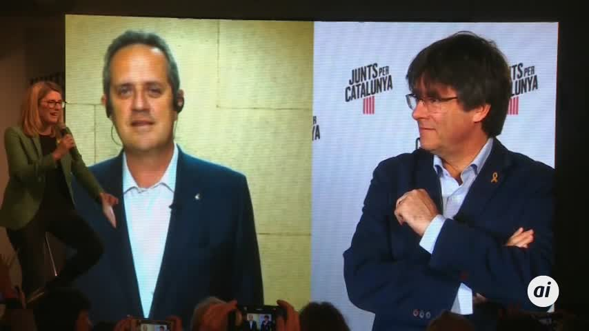 Nueva euroorden de detención y entrega contra Puigdemont