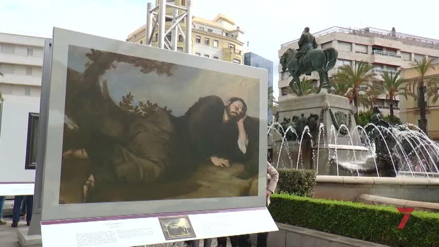 Jerez acoge una muestra al aire libre de reproducciones del Prado