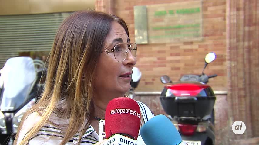 Una vecina de Utrera pide ayuda para pagar el impuesto de sucesiones