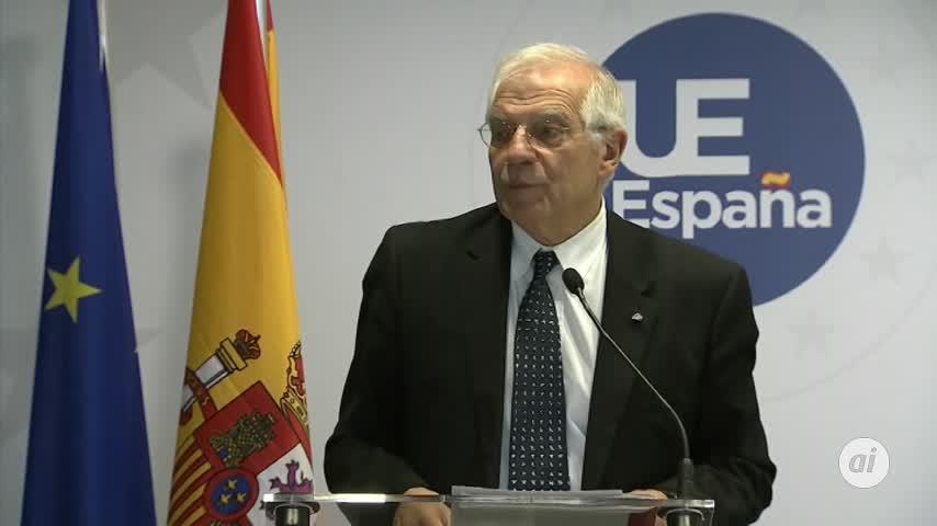 """Borrell pide a """"todas"""" las fuerzas """"acatar"""" la sentencia del procés"""