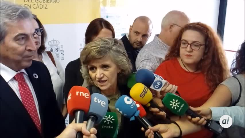 El Gobierno refuerza el PIF de Algeciras ante un Brexit duro
