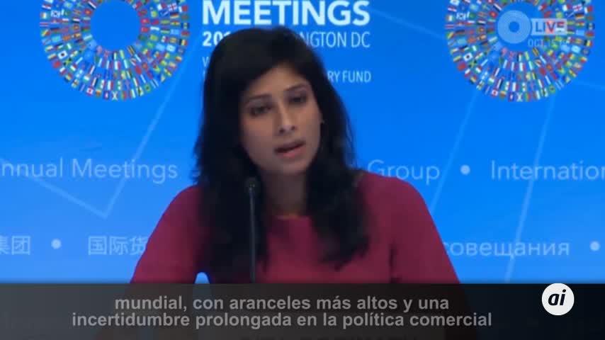 El FMI rebaja el crecimiento mundial al 3% debido al proteccionismo