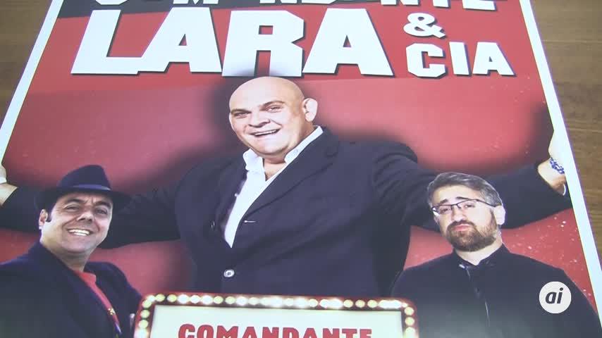 El 'Comandante Lara & Cía' aterrizará en Chiclana el 5 de diciembre