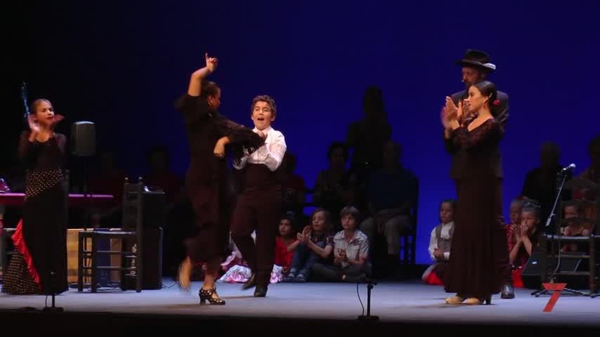 El arte flamenco del Festival Kriatura toma el Teatro Villamarta