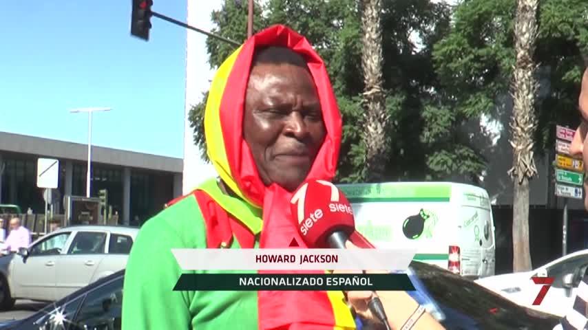 Howard Jackson consigue la nacionalidad tras 22 años