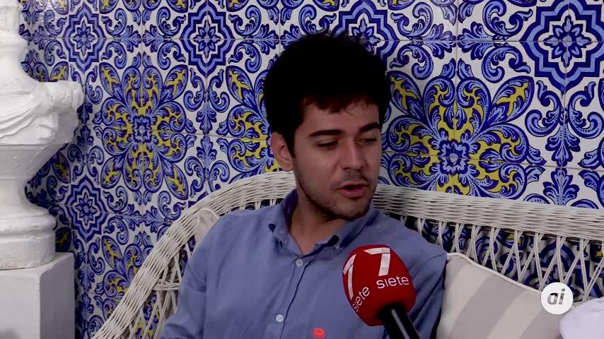 Gerardo Gabaldón estrena este domingo su segundo largometraje