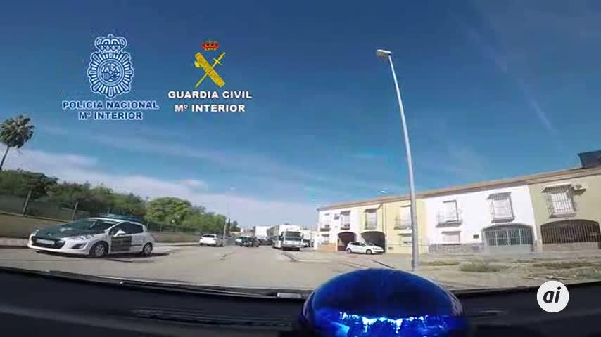 """La fiscal, """"indignada"""" por los 22 detenidos en el Palmar en libertad"""