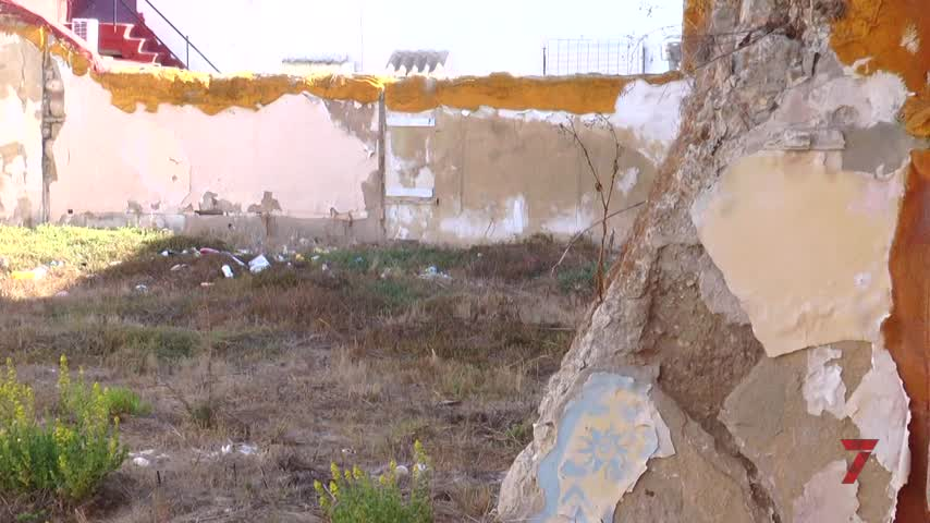 Urbanismo inicia el expediente de venta forzosa de una finca ruinosa
