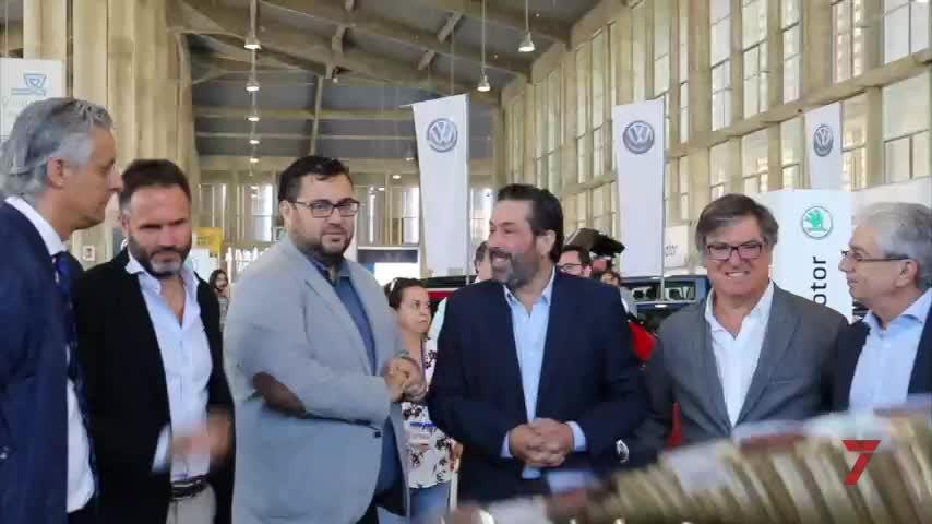 Motorsur abre sus puertas con cuarenta marcas oficiales
