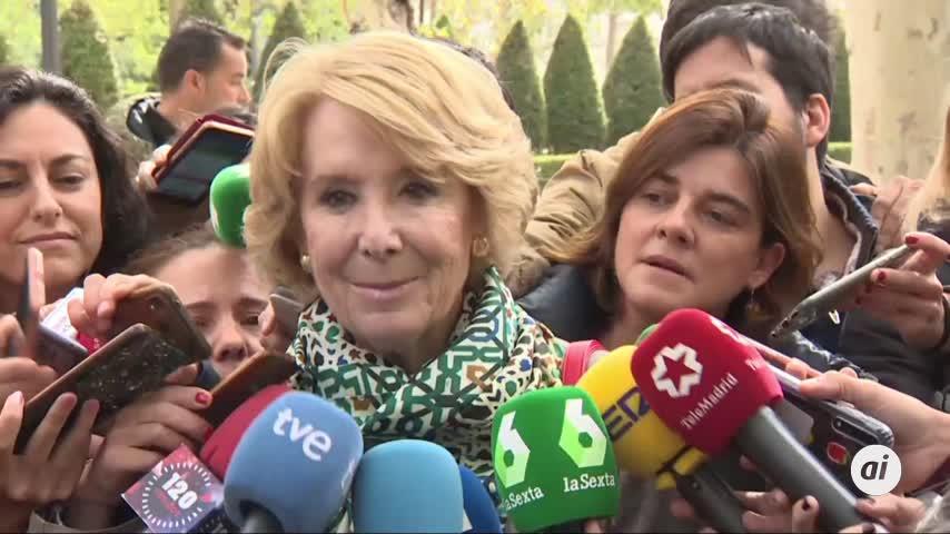 """Aguirre, tras comparecer ante el juez: """"Mi inocencia prevalecerá"""""""