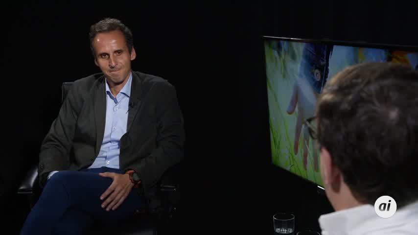 """Francis Posada: """"Todo se puede mejorar, hasta lo que funciona bien"""""""