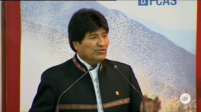 Los comicios en Bolivia abren una posible segunda vuelta
