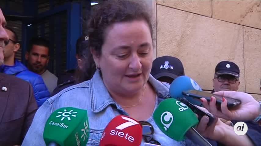 Sindicatos policiales en Cádiz apoyan a los agentes en Cataluña
