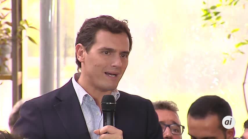 """Rivera propone en Córdoba  """"un gran acuerdo de país"""""""