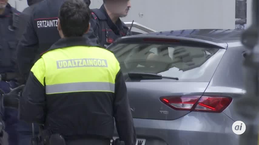 Dos detenidos por la muerte a tiros de un hombre en Bilbao