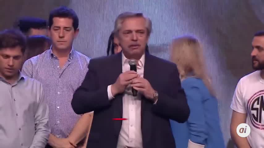 El triunfo de Fernández devuelve al peronismo al poder en Argentina
