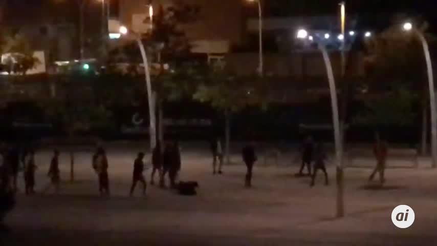 Un muerto y tres heridos en una pelea con 30 implicados en Badadalona