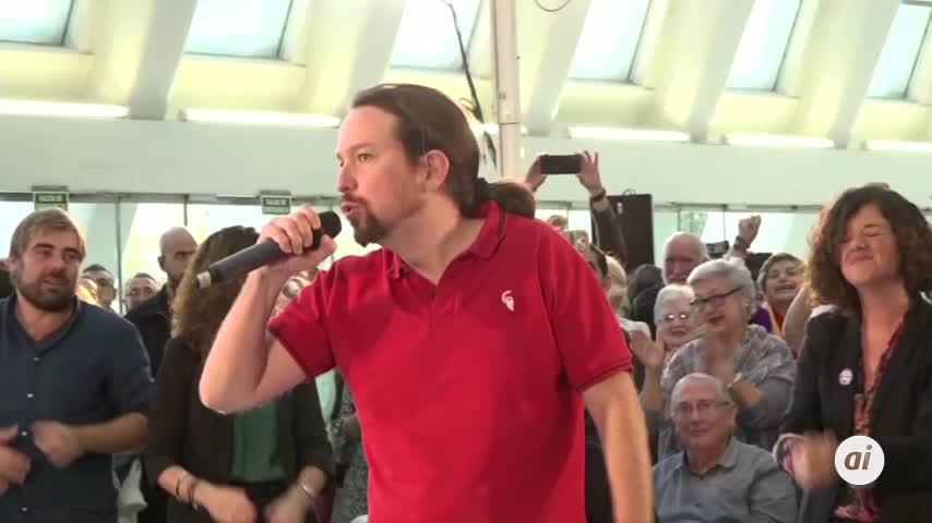 Iglesias abrirá y cerrará el debate electoral entre los 5 candidatos