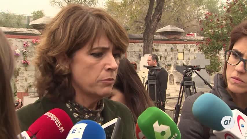 """Delgado: """"Se dan los pasos adecuados"""" para la entrega de Puigdemont"""