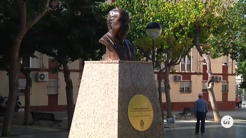 La Isla homenajea a Cayetano Roldán 83 años después de su fusilamiento