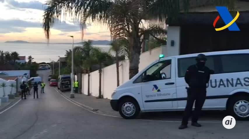 Localizan 650.000 euros en una tubería de un restaurante de Algeciras