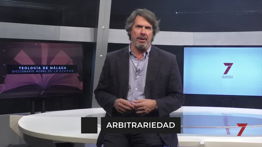Teología de Málaga. Arbitrariedad