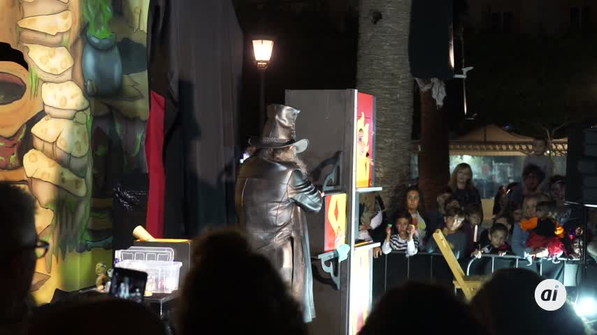 San Fernando suma con Halloween desde Camposoto a la Casería de Ossio