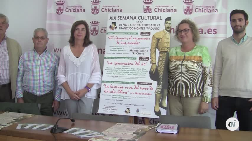 La Peña Francisco Montes 'Paquiro' organiza su XIX Semana Cultural