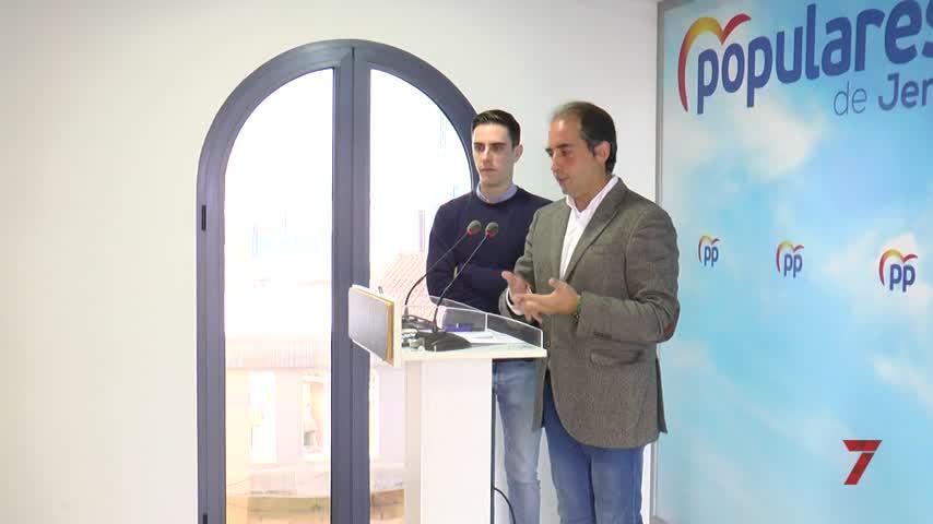 El PP describe sus medidas para sacar a Jerez del paro