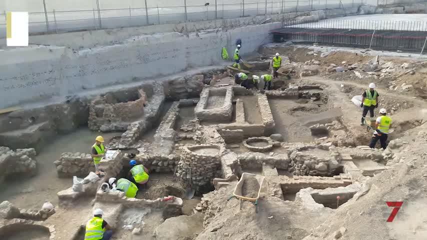 Ocho siglos de la historia de Málaga rescatados pieza a pieza