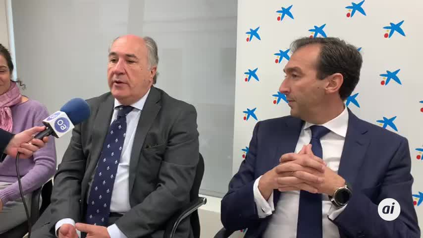 Obra Social La Caixa entrega 70.000 euros a colectivos de la comarca