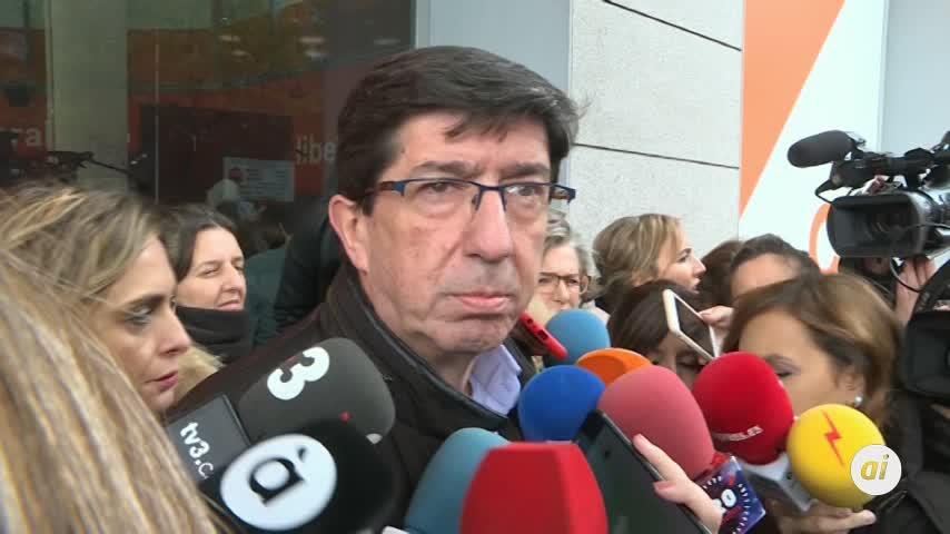 "Marín afirma que Rivera es ""un ejemplo a seguir"""