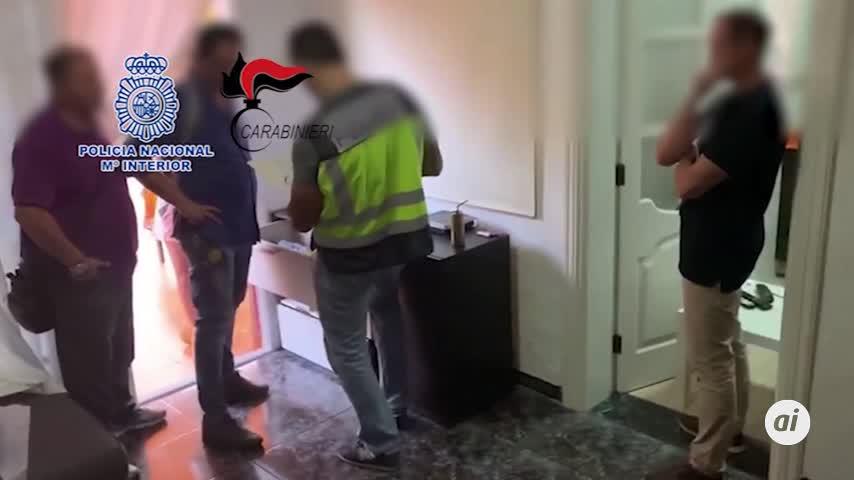 Detienen al cabecilla de un clan mafioso italiano en Gran Canaria