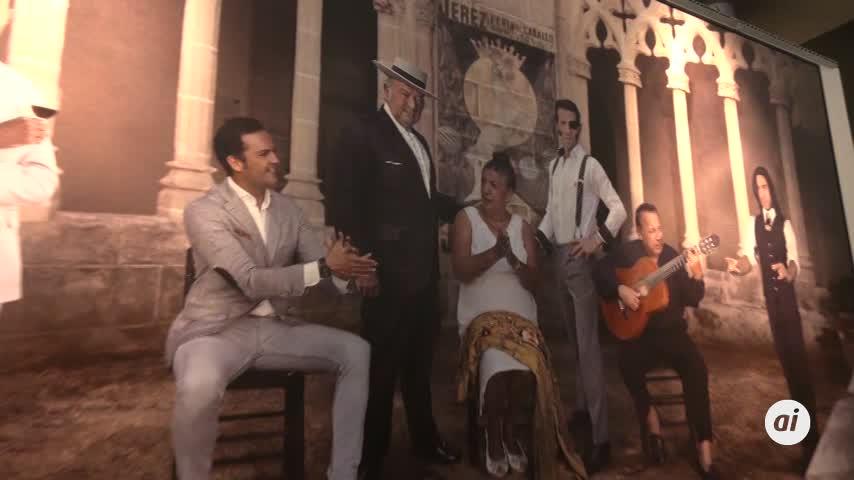"""Moreno destaca el flamenco """"como generador de actividad económica"""""""
