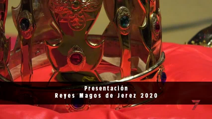 Los Reyes Magos de Jerez ya tienen sus flamantes coronas