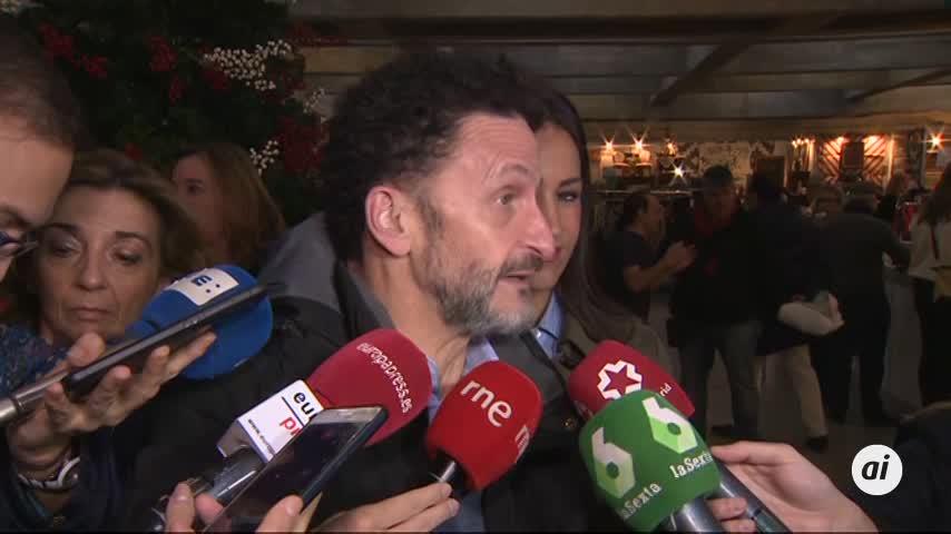 Bal afirma que Ciudadanos no apoyará un gobierno del PSOE y Podemos