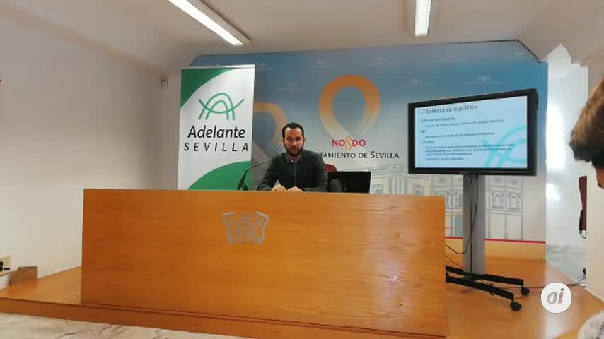 Adelante y PSOE estudian cómo dar cobertura a los eventuales de Tussam